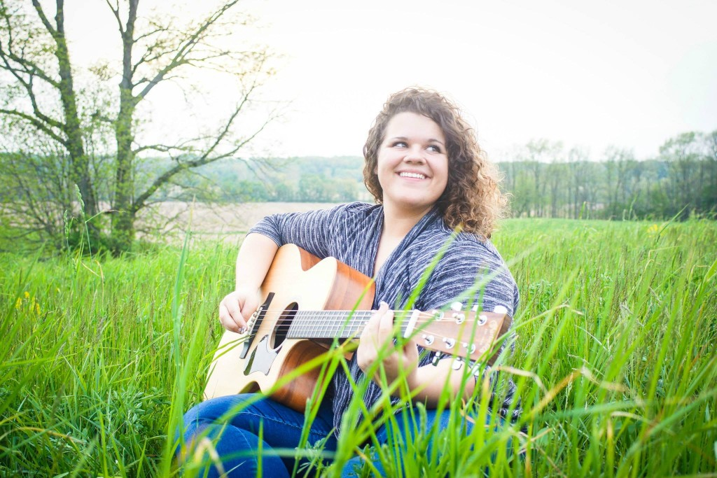 I put my music on Spotify because I want to get my name out there.  I want people to hear my music--Carly Rhine. _______________________