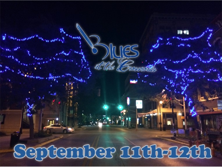 Photo provided by Blues at the Crossroads.