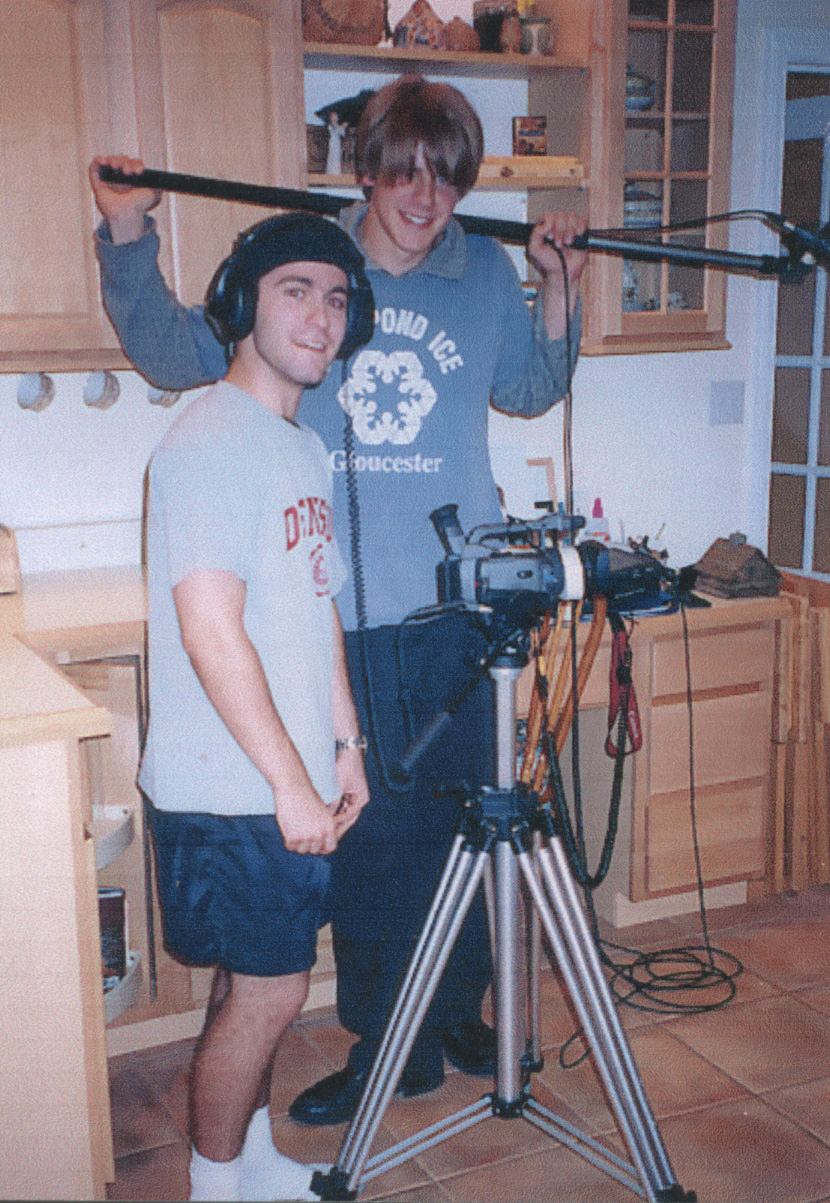 """I guess it was probably the first couple years of high school that I remember Zach disappearing during the summers to watch 3 or 4 movies a day. It didn't occur to me then that he was actually studying the films rather than watching them."" High School Friend Jake Livingston --------------------------------"