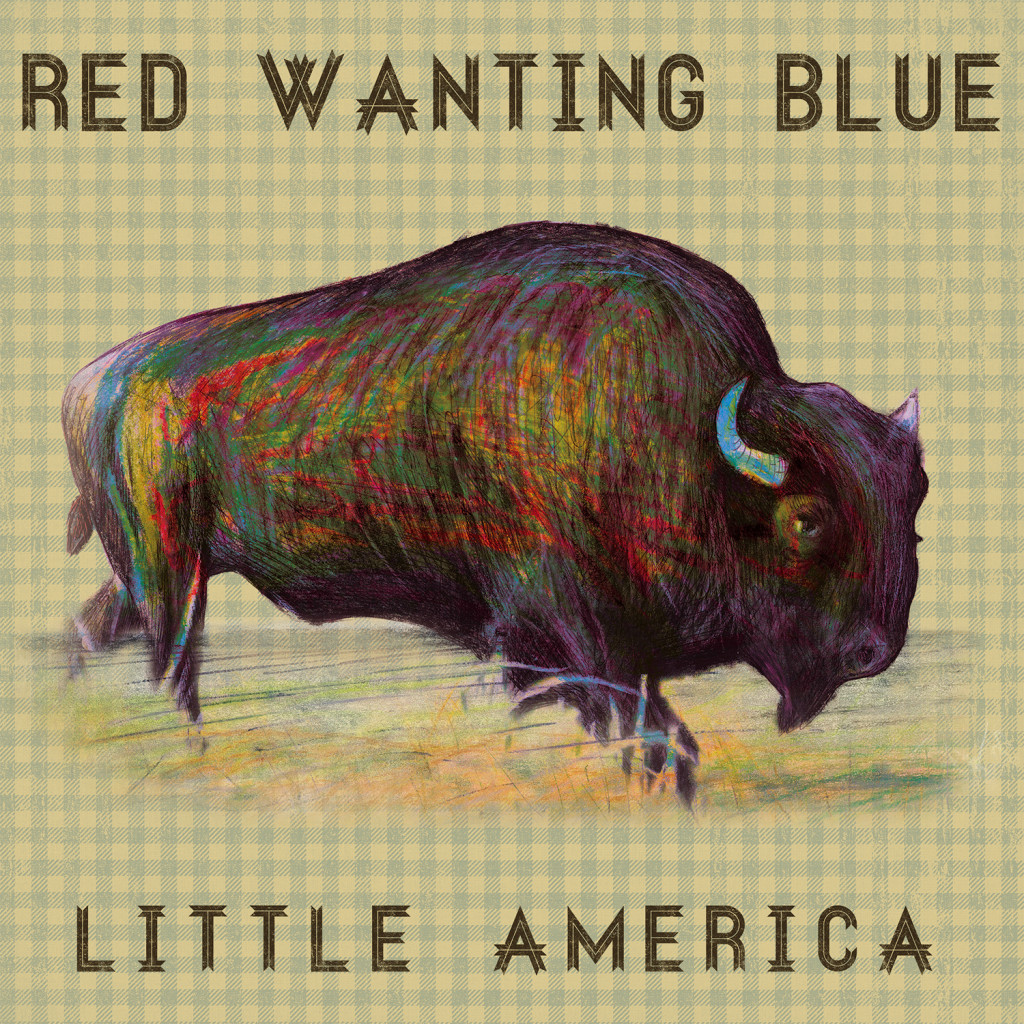 Red Wanting Blue's latest album, Little America, is available via Fanatic Records and RWB's website.