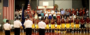 Click here to see Eric Cox's photo blog of the Hoosier's Gym.