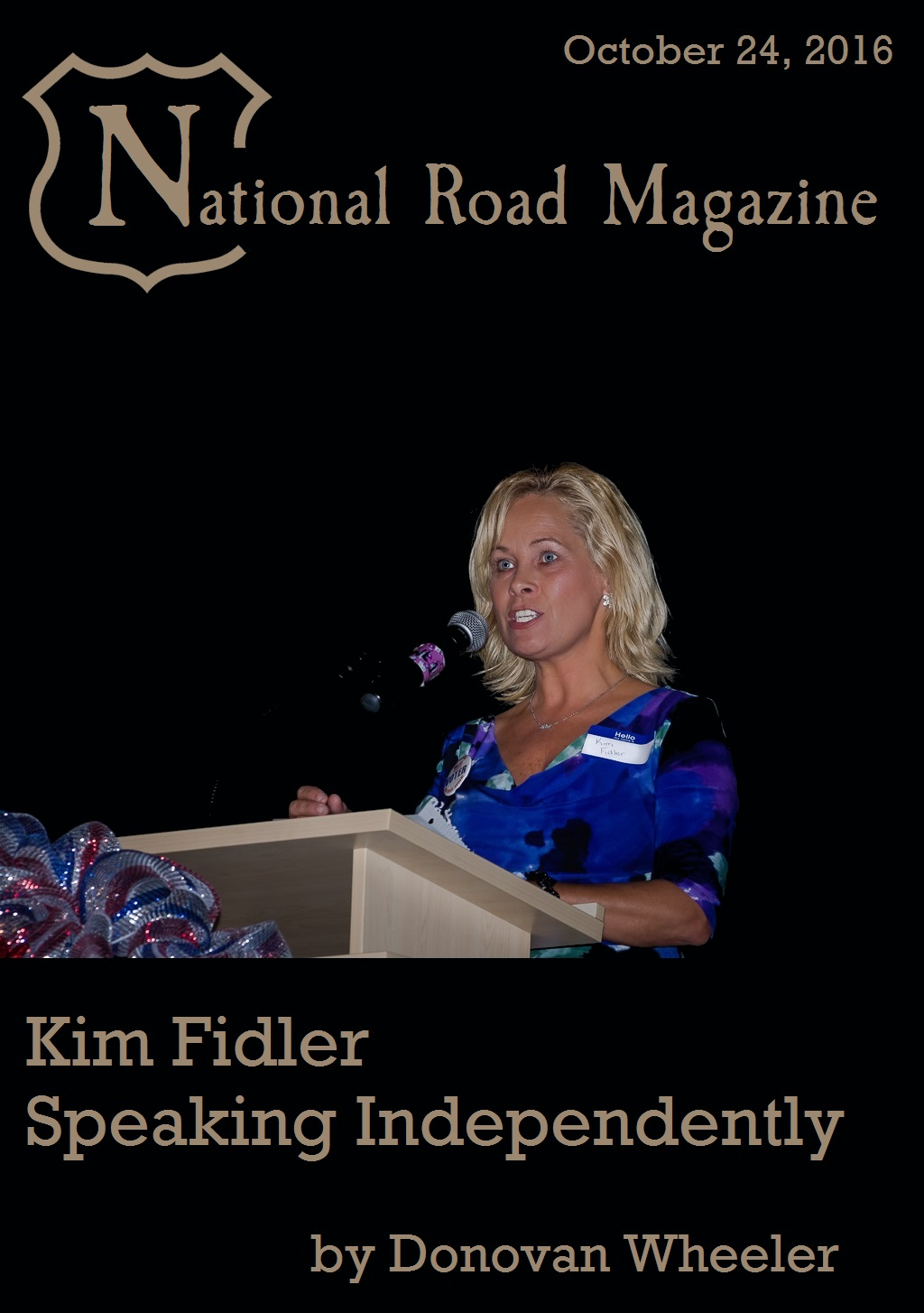 Cover Photo by Thomas F. Yeiser