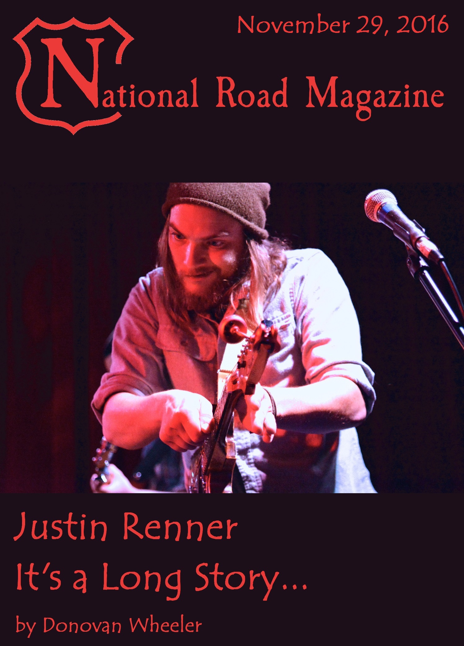 Cover Photo by Tim McLaughlin