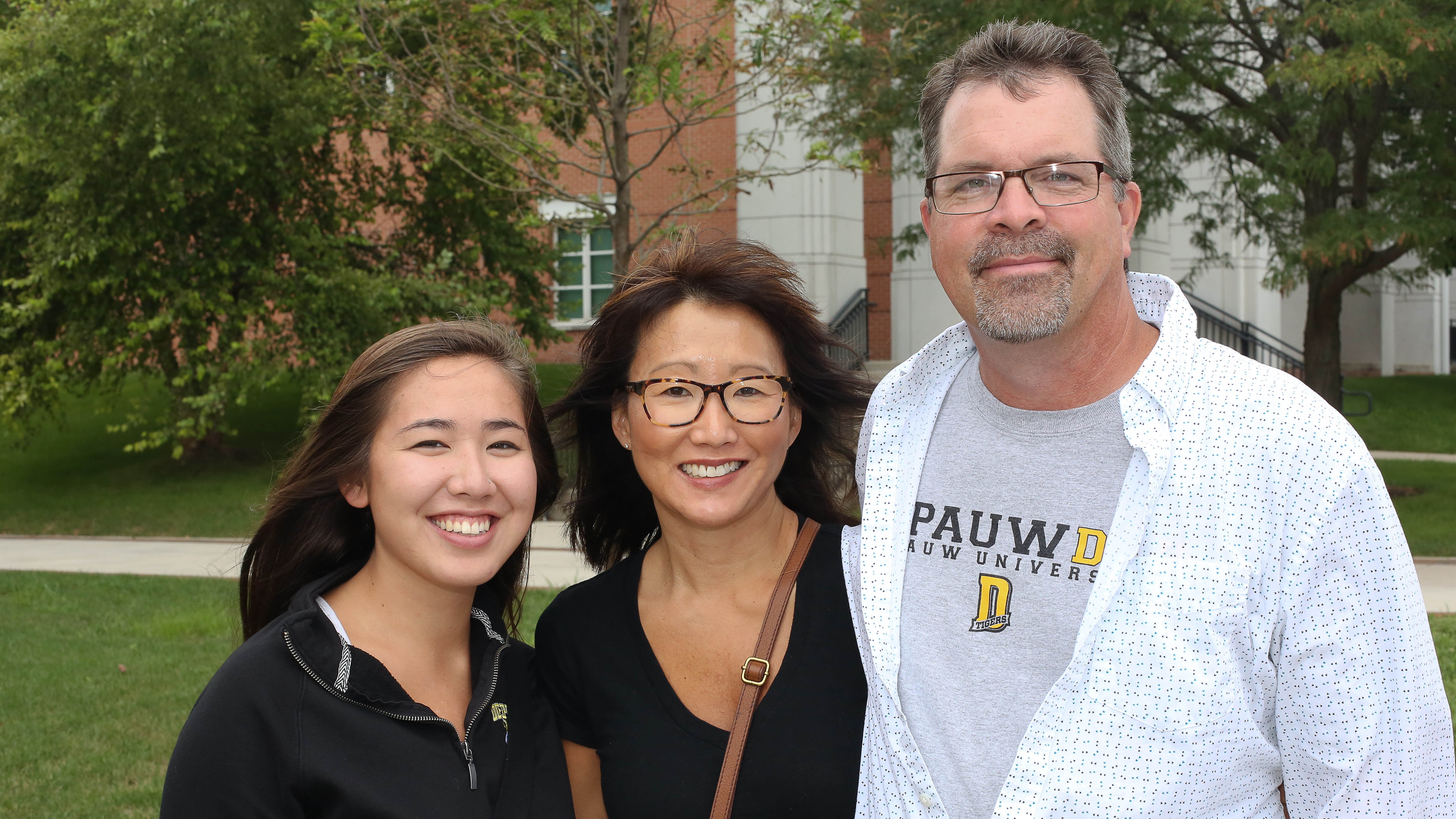 DePauw Parents Featured