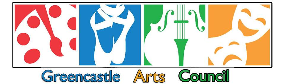 Please consider supporting the Greencastle Arts Council by becoming a member. See the Greencastle Arts Council's web page for details.
