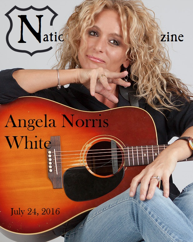 Click image to read about Angela Norris White.