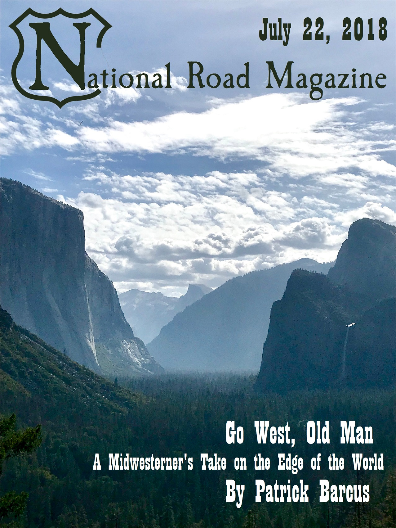 Go West Cover C