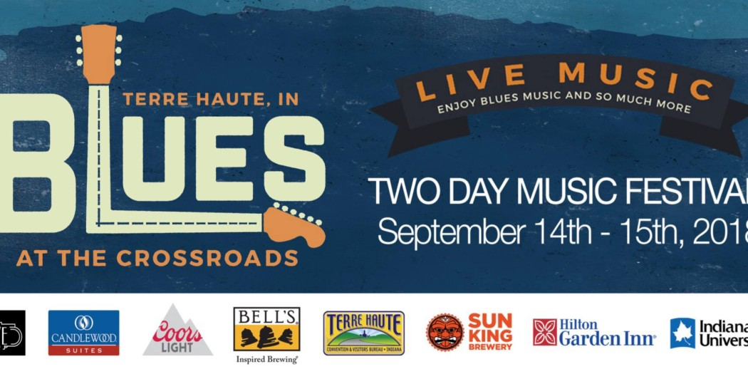 19th Blues at the Crossroads Set for September