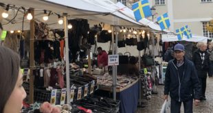 Three Seconds in Sweden: What I Learned About Race